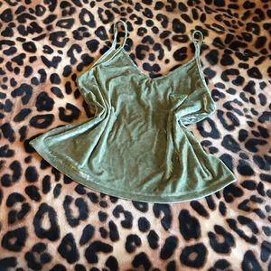 Victoria's Secret Velvet Night Shirt 🖤❤️